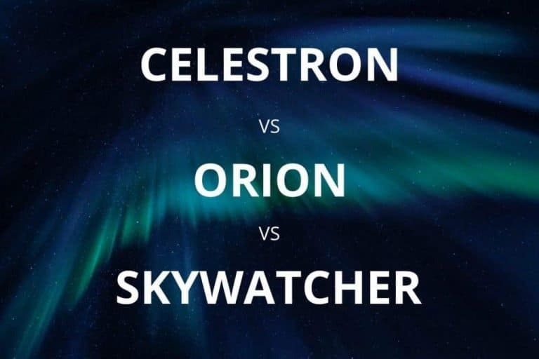 celestron vs orion, orion vs Skywatcher
