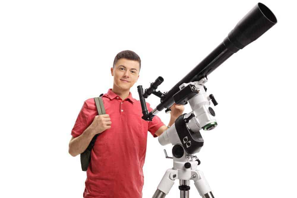 how to take care of a telescope