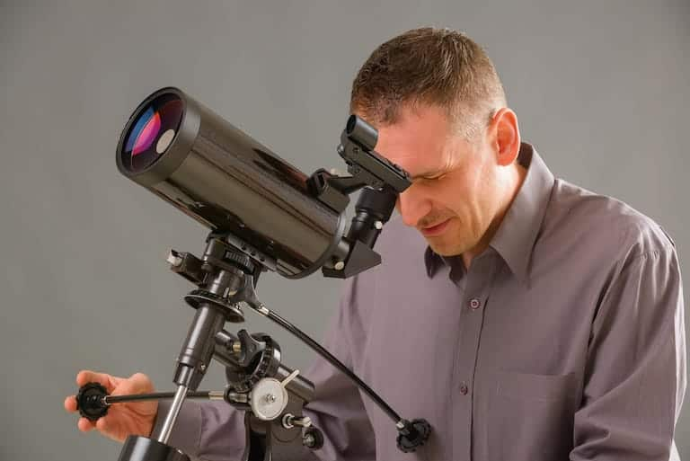 how to collimate a Celestron telescope
