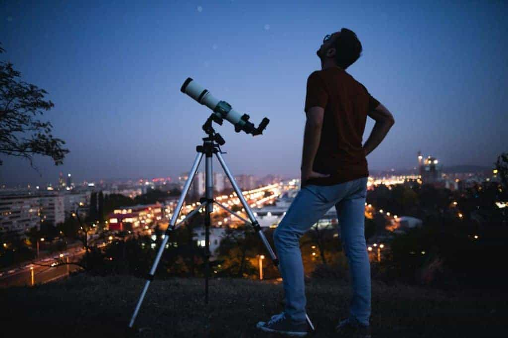 how to learn stargazing