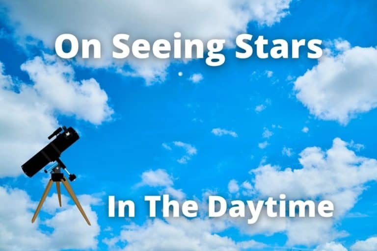 stars in the daytime